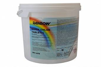 Rainbow QUICK CHLOR 5kg tabletki